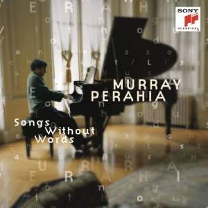 Murray Perahia的專輯Songs Without Words