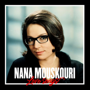 Album Love songs from Nana Mouskouri