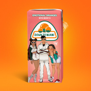 Album Down To Miami (Explicit) from Becky G