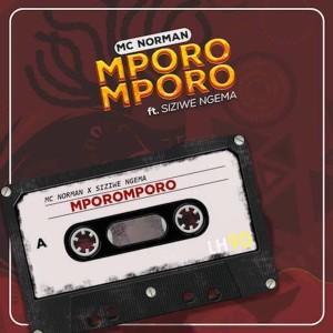Album Mporo Mporo Single from Mc Norman