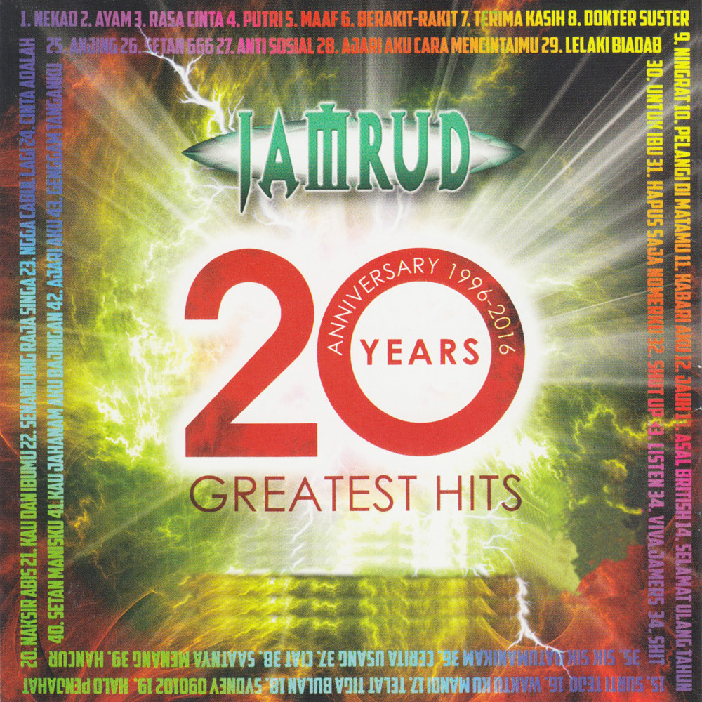 Logo 20 Years Greatest Hits (2016)