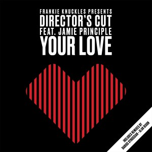 Album Your Love from Frankie Knuckles