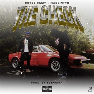 Royce Rizzy的專輯The Check