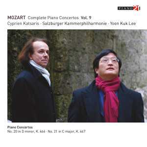 Listen to Piano Concerto No. 20 in D Minor, K. 466: III. Allegro assai song with lyrics from Salzburger Kammerphilharmonie