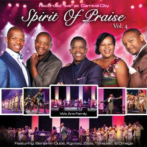 Album Spirit of Praise, Vol. 4 from Spirit of Praise