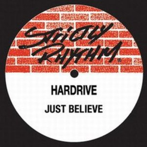 Album Just Believe from Hardrive