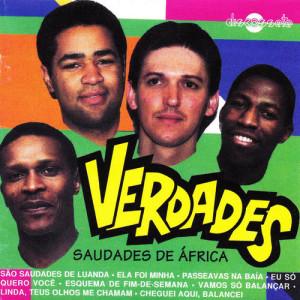 Album Saudades de África from Irmãos Verdades