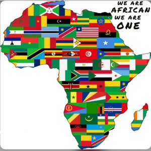 Album We Are African,We Are One from Lady Du