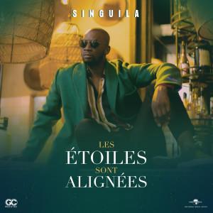 Album Les étoiles sont alignées from Singuila