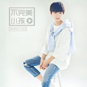 王俊凱的專輯不完美小孩