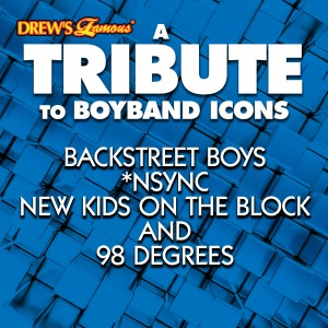 The Hit Crew的專輯A Tribute to Boyband Icons Backstreet Boys, *nsync, New Kids On the Block and 98 Degrees