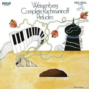 Alexis Weissenberg的專輯Weissenberg Plays Complete Rachmaninoff Preludes