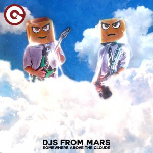 Album Somewhere Above the Clouds from DJs from Mars