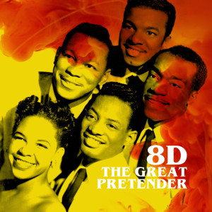 Album The Great Pretender (8D) from The Platters