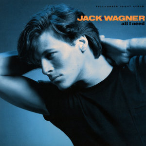 Album All I Need from Jack Wagner