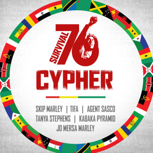 Album Survival 76 Cypher from Skip Marley