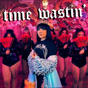Album Time Wastin' (Explicit) from MAS1A