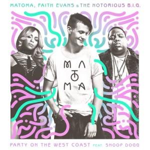 Faith Evans的專輯Party On The West Coast (feat. Snoop Dogg)