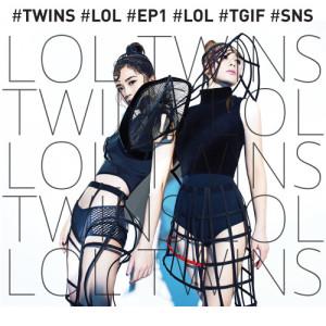 Twins的專輯LOL (Part 1)