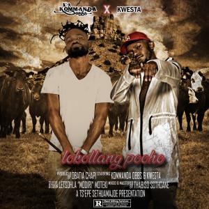 Album Lokollang Pooho Single from Kommanda Obbs