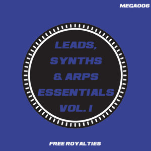 Album Leads,Synths & Arps Essentials Vol. 1 from Maxdown