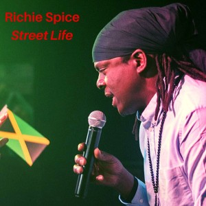 Album Street Life from Richie Spice