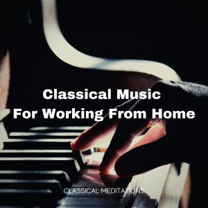 Relaxing Piano Music的專輯Classical Music For Working From Home