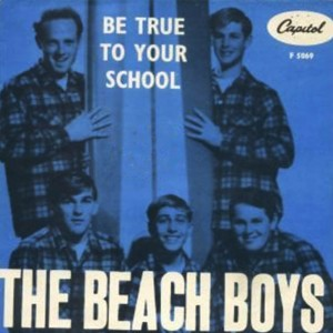 Album Be True To Your School from Beach Boys