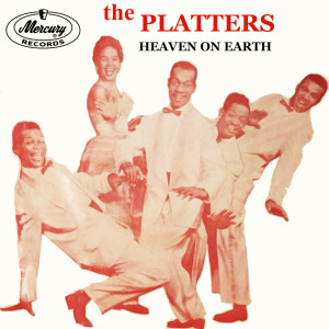 Album Heaven On Earth from The Platters Vocal With Orchestral Accomp.