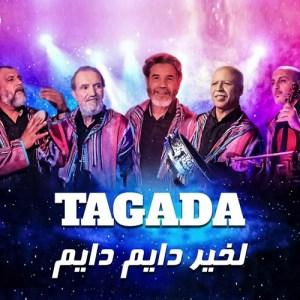 Album Lkhayr Daym Daym from Tagada