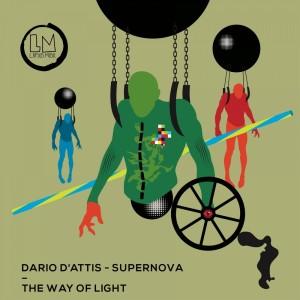 Album The Way of Light from Dario D'Attis