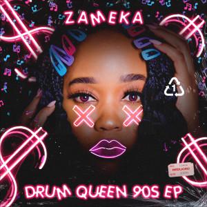 Album Drum Queens 90s EP from Zameka