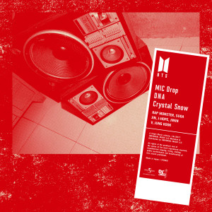 MIC Drop/DNA/Crystal Snow 2017 BTS