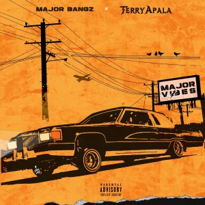 Album Major Vibes - EP from Terry Apala