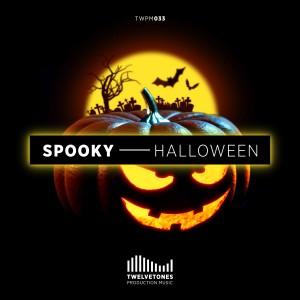 Album Spooky Halloween from Alastair Cameron
