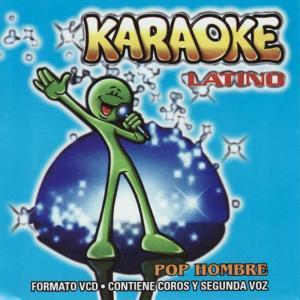 Album Karaoke Latino Pop Hombre from Pimienta Karaoke Players