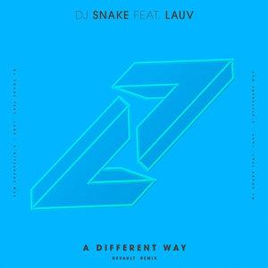 收聽DJ Snake的A Different Way (DEVAULT Remix)歌詞歌曲