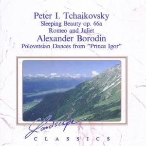 收聽Philharmonische Vereinigung Arte Sinfonica的Dornröschen, Ballet-Suite op. 66a: II. Pas d´action. Andante-Adagio meastoso歌詞歌曲
