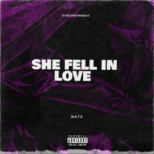 Album She Fell in Love from Nate