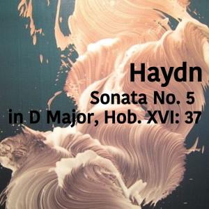 Album Haydn Sonata No. 50 in D Major, Hob. XVI: 37 from Joseph Alenin