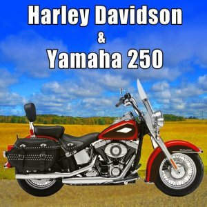 Sound Ideas的專輯Harley Davidson & Yamaha 250 Sound Effects