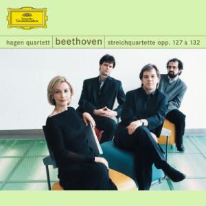 Hagen Quartett的專輯Beethoven: String Quartets, Opp. 127 & 132