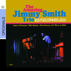 Jimmy Smith的專輯Live At The Village Gate