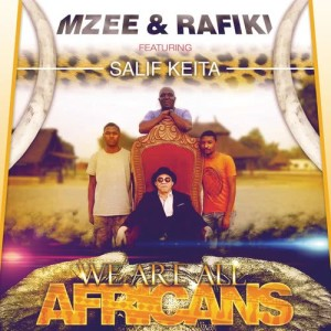 Album We Are All Africans from Mzee