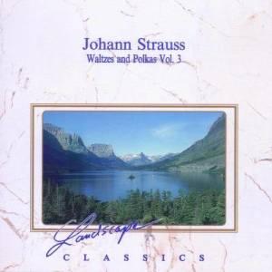 Orchester Der Wiener Volksoper的專輯Johann Strauss: Walzer und Polkas Vol. 3