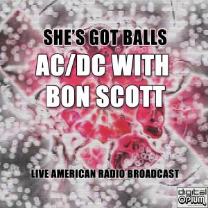 She's Got Balls (Live)