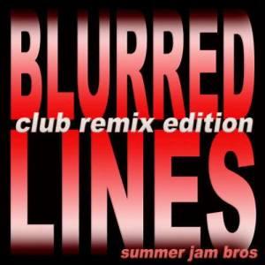 Album Blurred Lines from Summer Jam Bros.