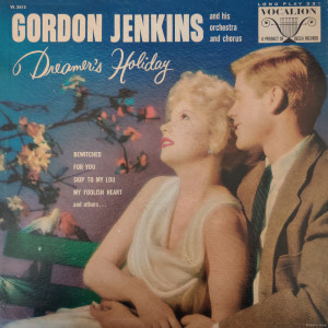 Album Dreamer's Holiday from Gordon Jenkins and His Orchestra