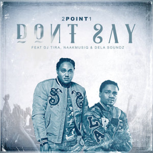 Album Don't Say from 2Point1
