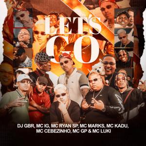 Album Let's Go (Explicit) from Mc Ig
